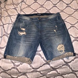 Express Jean Shorts size 36
